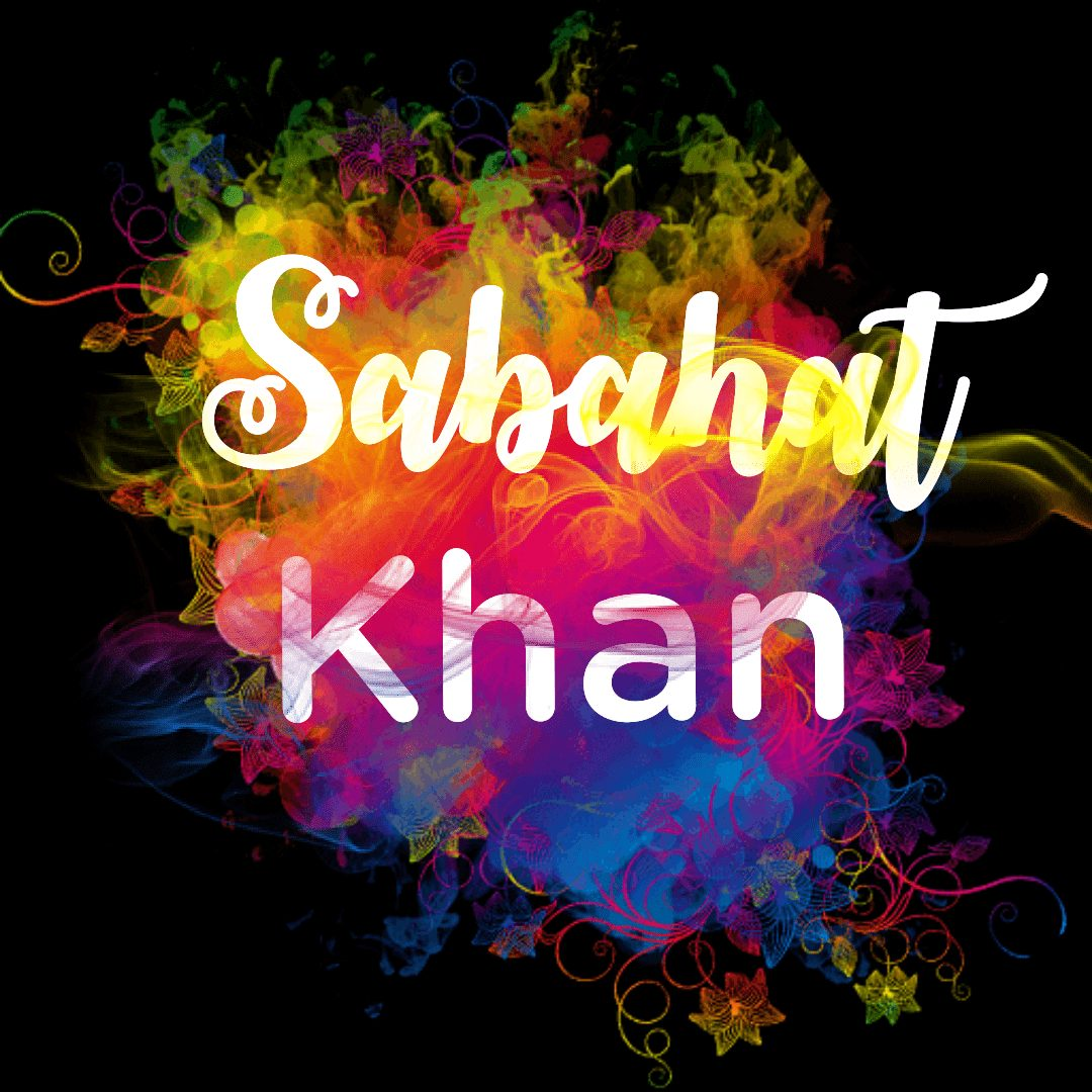 Sabahat Khan Profile pic