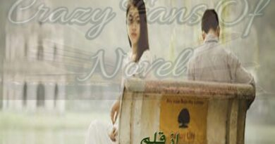 Be-Rukhi By Dr Hadiqa Hassan Complete Novel