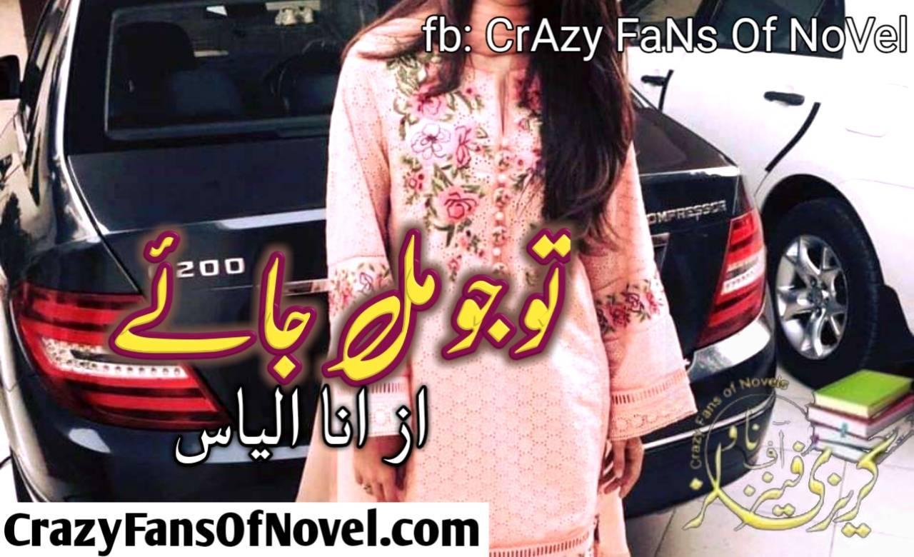 Tu Jo Mil Jay By Ana Ilyas (Complete Novel)