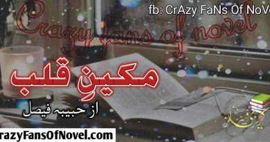makeen e qalab by habiba faisal