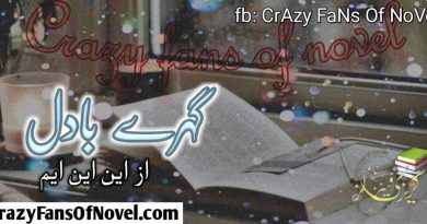Ghery badal By NNM (Compleat Novel)