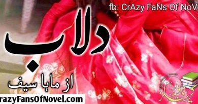 DILAAB By Maha Saif (Compleat Novel)